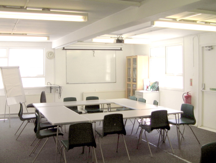 Picture Masbro Class Room A for Room Hire page