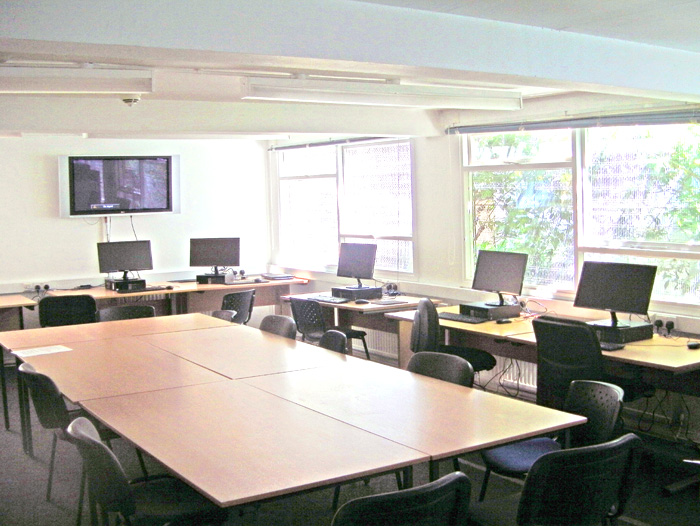 Picture Masbro Class Room B for Room Hire page