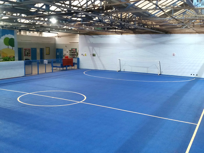 Sports-Hall Masbro room hire