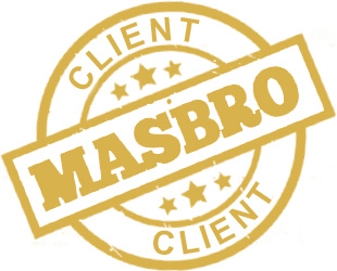 Masbro volunteer gold icon