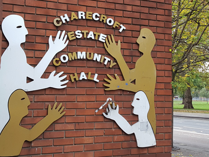 Charecroft Estate Community Hall, Addison Community Champions