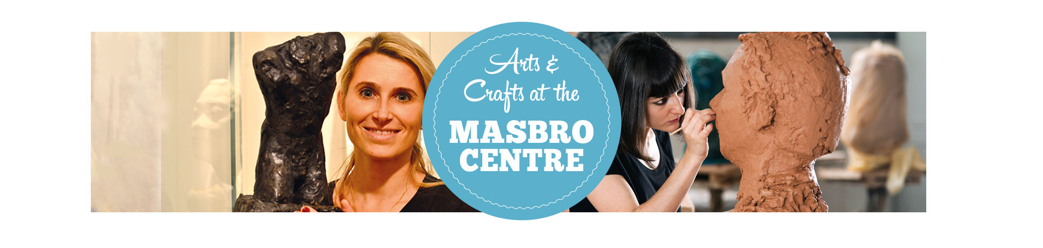 Masbro Arts and Crafts page iphone banner