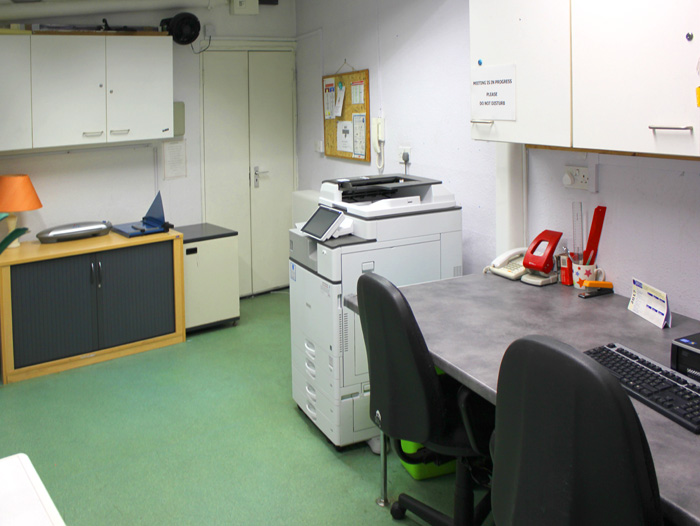 Picture of Edward Woods Interview Room