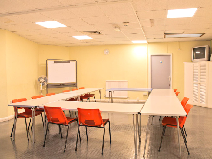 Picture of multi purpose room 1 for Edward Woods Room Hire page
