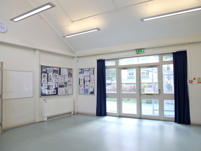 Picture of multi purpose room 2 for Room Hire page
