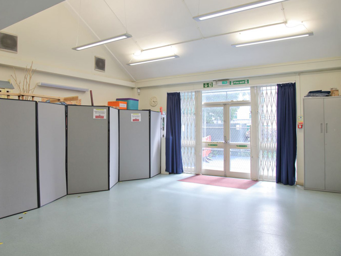 Picture of multi purpose room 2 for Edward Woods Room Hire page