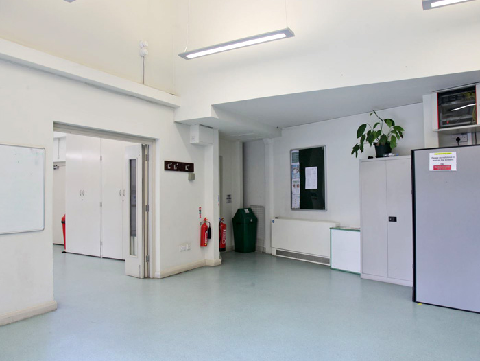 Picture of multi purpose room 3 for Edward Woods Room Hire page