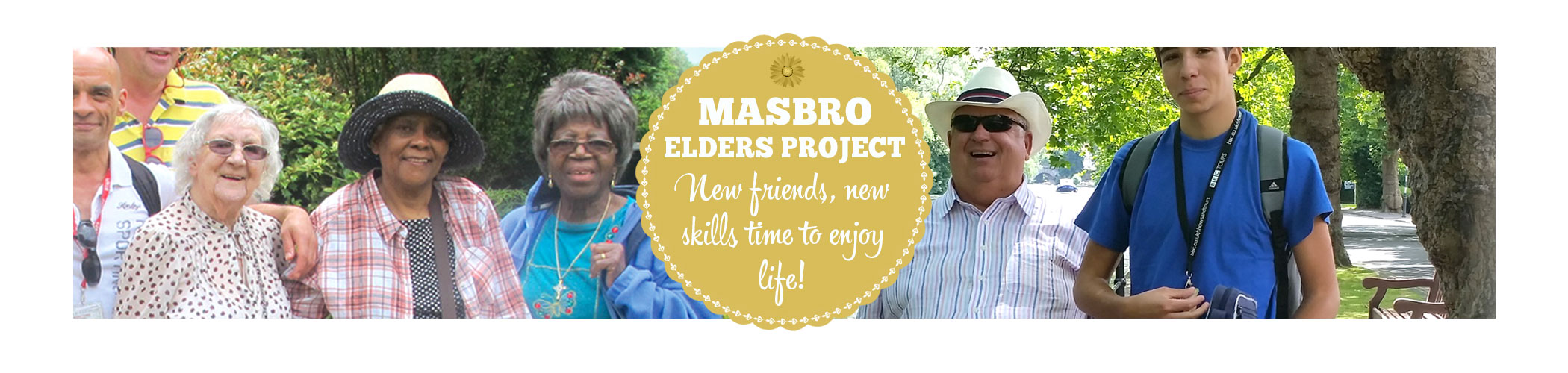 Masbro Elders page iphone banner