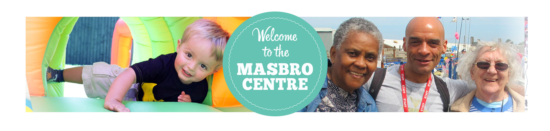 Masbro Home page iphone banner