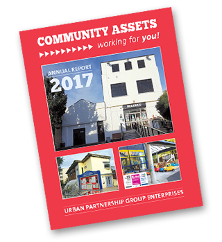 Urban Partnership Annual Report AGM 2017