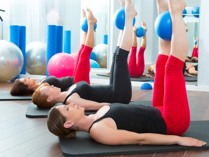 Image of Pilates Class