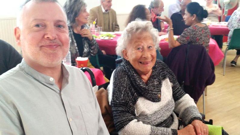 Image of Silver Sunday Elders celebrations